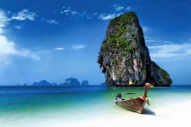 Die besten Orte in der Welt zu besuchen: Krabi, Thailand