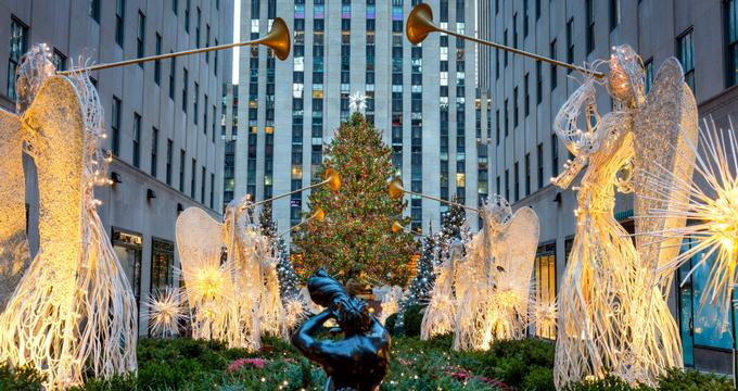 2017 Tree Lighting Rockefeller Christmas