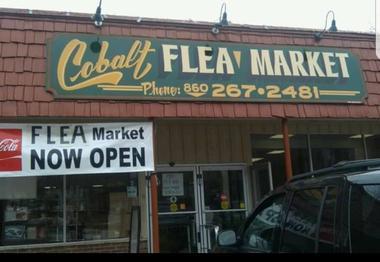 Cobalt Route 66 Flea Market Connecticut