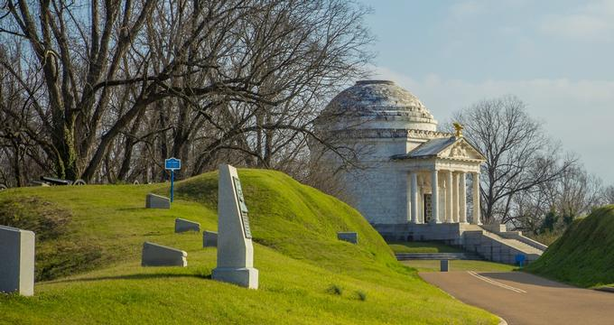 Things To Do In Mississippi Vicksburg National Military Park
