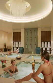 Bellagio Fountains Spa & Restaurants - Vacation Idea
