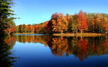 Fall Floiage Wallpaper Romantic Getaways In Pa Cove Haven