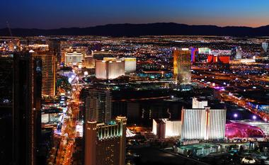 Best Time To Visit Las Vegas Nevada Weather Year Round