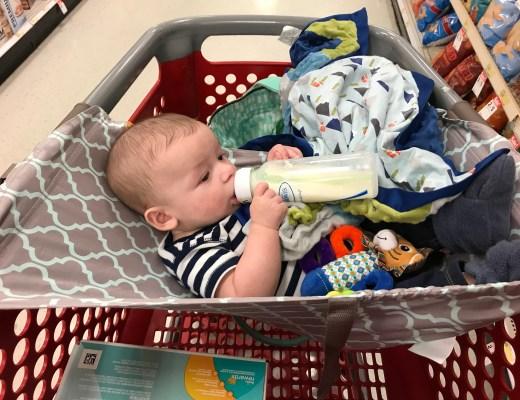 Binxy Baby Shopping Cart Hammock