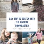 Day trip to boston Amtrak Downeaster