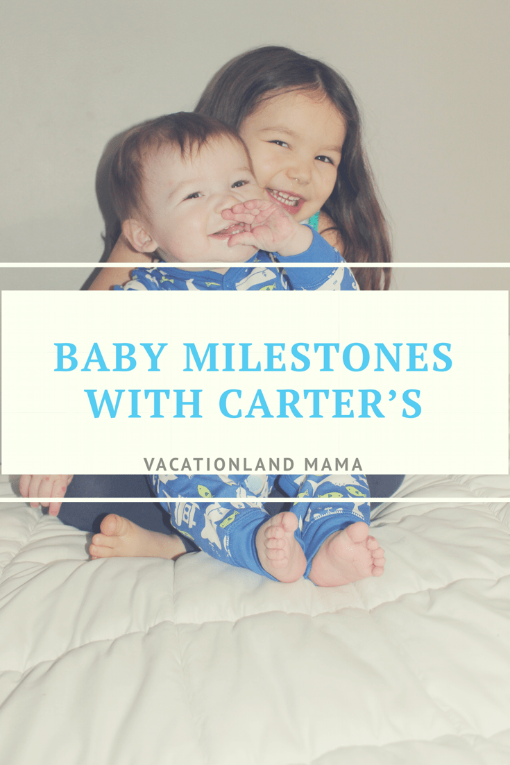 Celebrating Milestones with Carter's