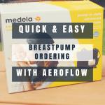 Medela Breast Pump Aeroflow