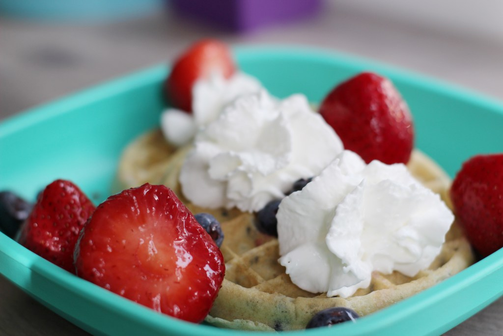 Back to School Breakfast with Kellogg's Eggo Waffles