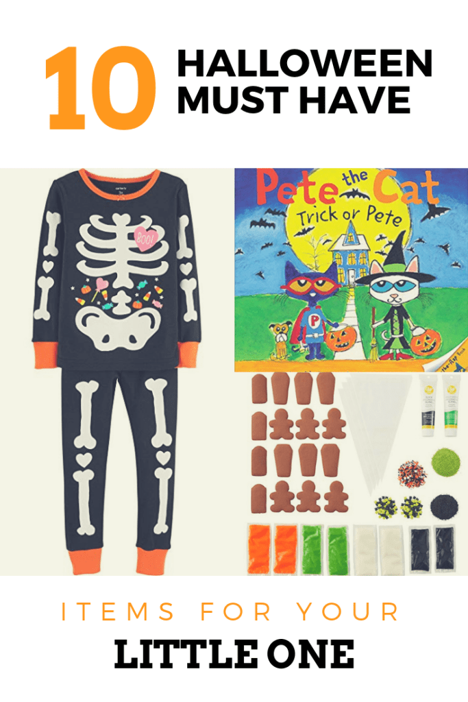 Halloween Must Have Items for Little Ones