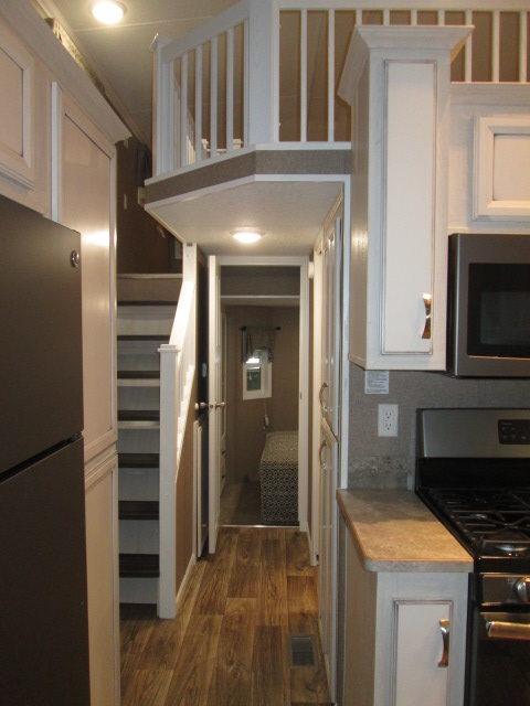2018 Kropf Front Living Room Double Loft Vacationland Sales