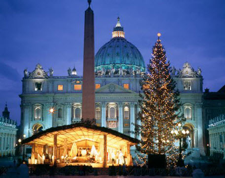 Destinations-For-Christmas-Vacation-Rome-italy