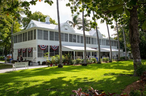 Key-West-Florida-Points-Of-Interest-Harry-S.-Truman-Little-White-House