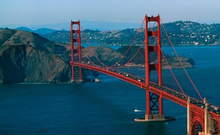 Free Things To Do in San Francisco - Golden Gate Bridge