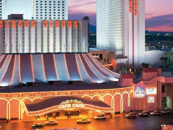 Circus Circus Las Vegas Inside