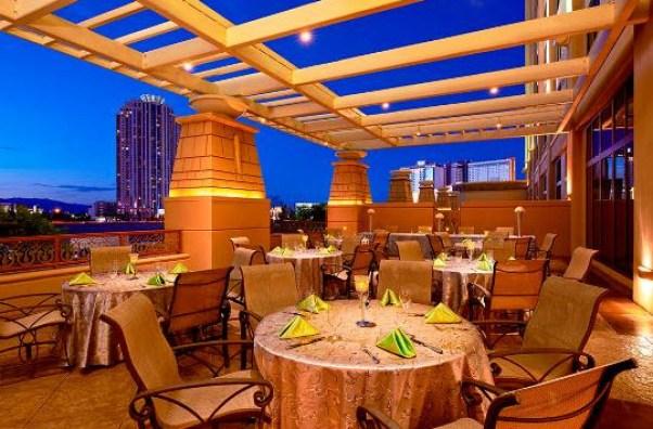 Hilton Grand Vacations Las Vegas restaurant