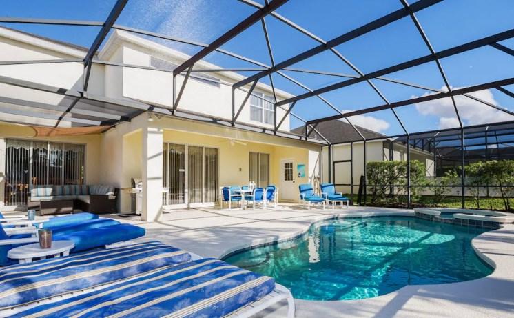 Disney Pool & Game Villa Florida