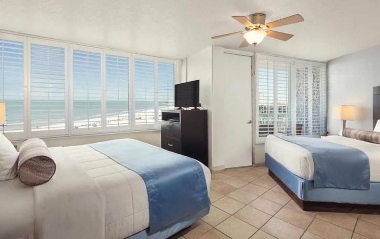 Grand Plaza Beach Hotel St. Pete Beach Florida