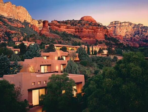 Cities in Arizona State - Sedona