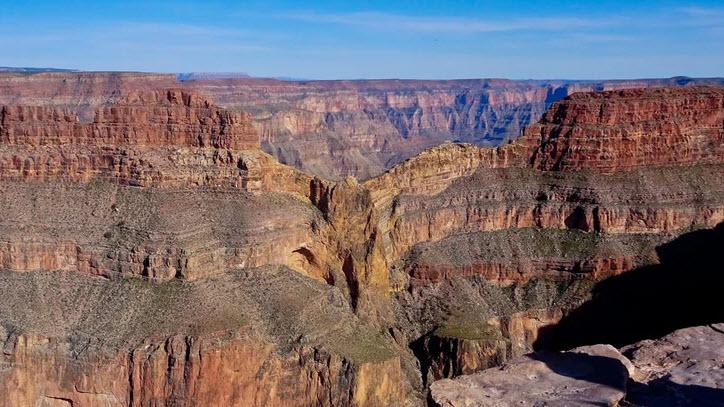 Grand Canyon South Rim To Las Vegas