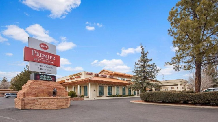 Hotels At Grand Canyon South Rim - Best Western Premier Grand Canyon Squire