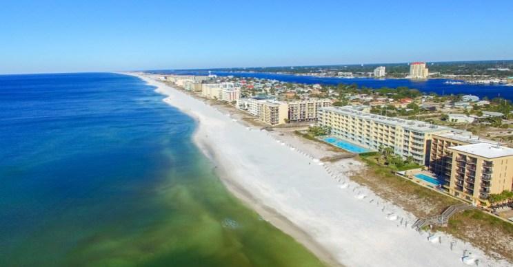 Gulf Coast Florida Vacation Spots - Santa Rosa Beach, Florida