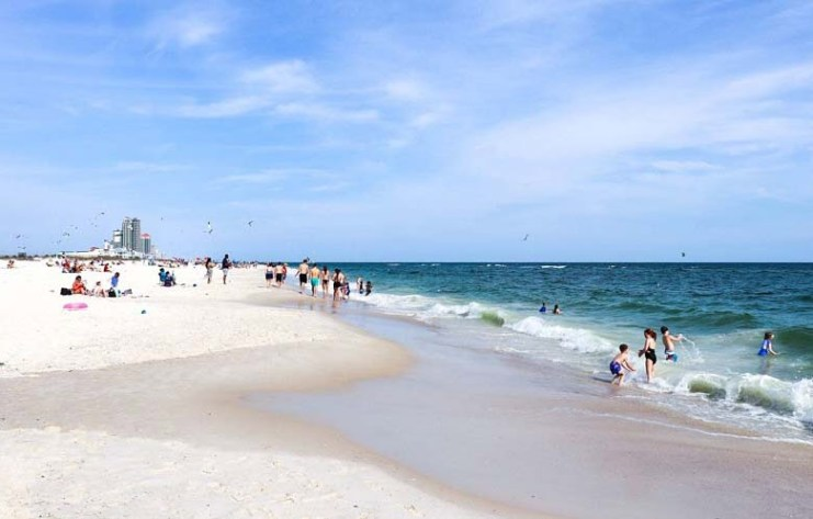 Gulf Shores & Orange Beach Tour