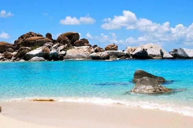 Virgin Gorda Caribbean