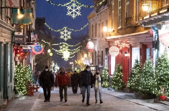 Celebrate the seasons in Quebec City
