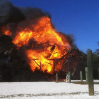 North Captiva Arson:  Reward Offered