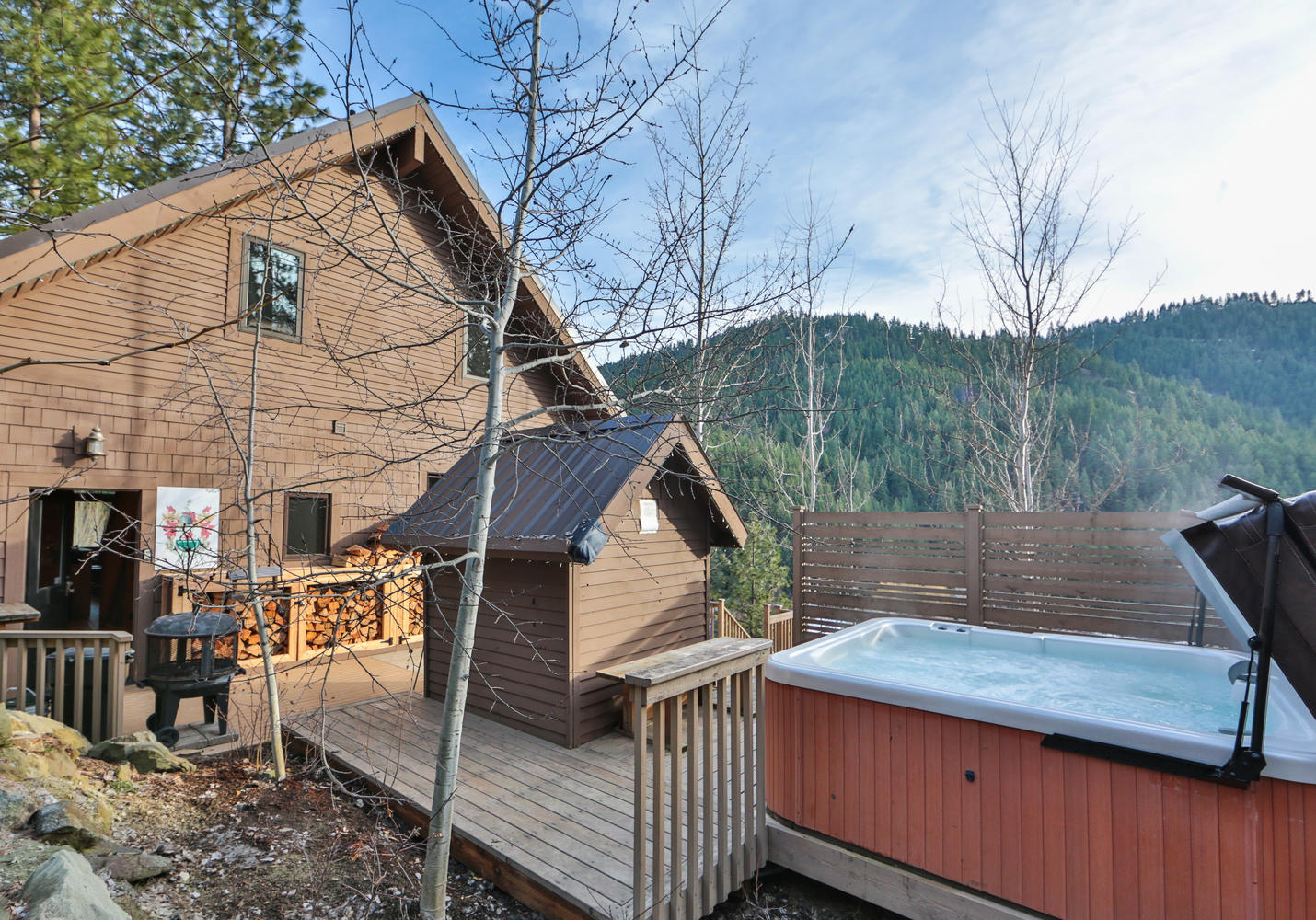 The Cabin at Eagle Creek - Vacation Rentals in Leavenworth, WA