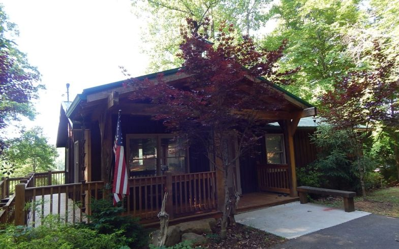 Lakefront Cabins Tennessee Vacation At Douglas