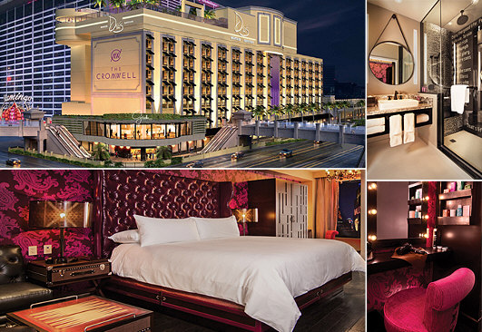 The Cromwell Las Vegas  A Boutique Hotel