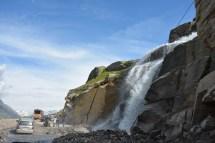 Tough terrain - Leh Manali Road