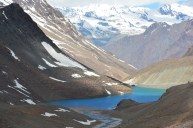 Suryataal, near Bara-lacha-la pass at 16000 ft, on Leh-Manali Highway