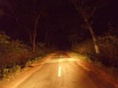 Lulusar Dudipastar National park at Night... Pic taken from Karakoram Club