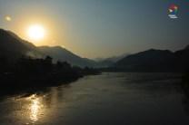 Sunrise at Tattapani