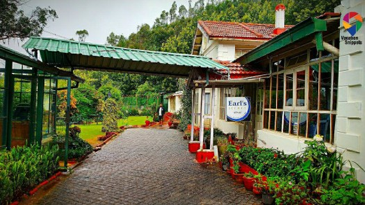 Earls Secret, Ooty