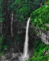 Nohkalikai falls