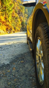 Drive to Mukteshwar
