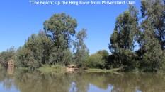 """The Beach"" ~ Berg River ~ Feb 2013"