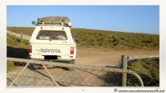 South Africa West Coast - Drive from Houthoop through the Namaqua and Skilpad National Park towards Cape Town.074