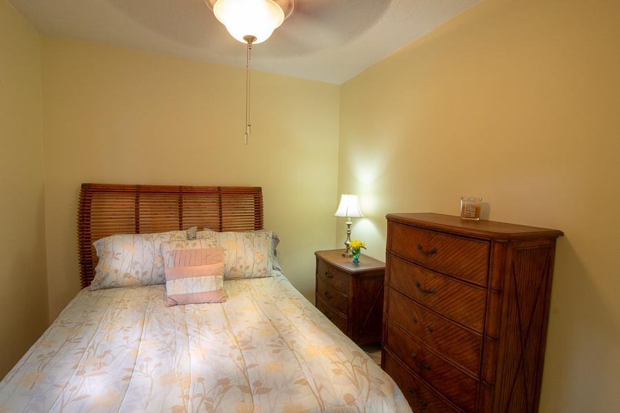 Seaview Cottage Bedroom