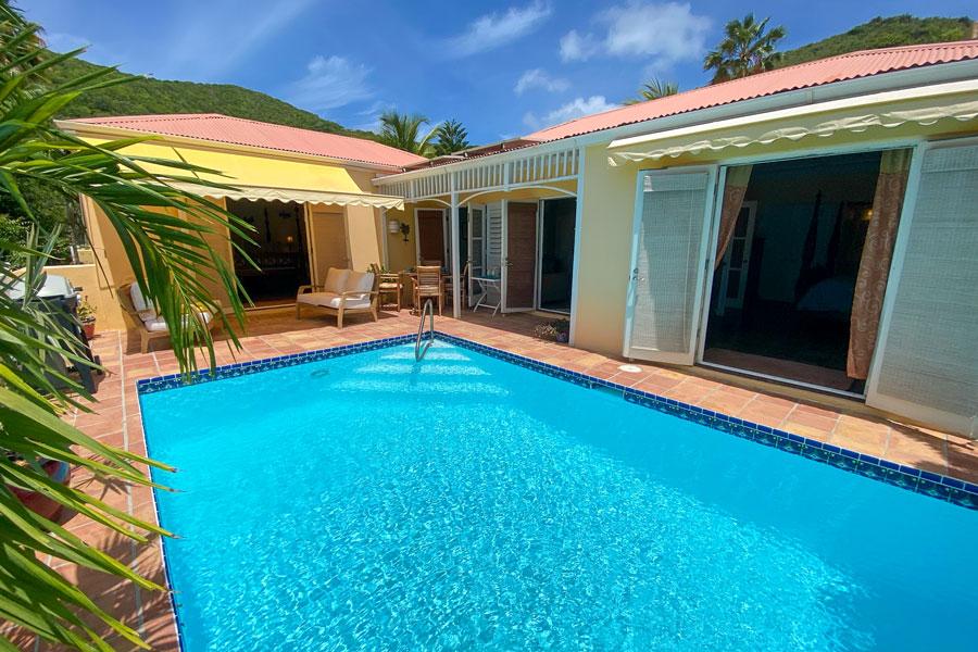 Lower Latitudes St Croix Vacation Villa