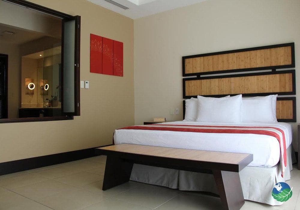 Casa Conde Beachfront Hotel Bedroom