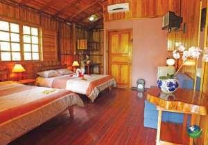 Ciudad Perdida Ecolodge Bedroom