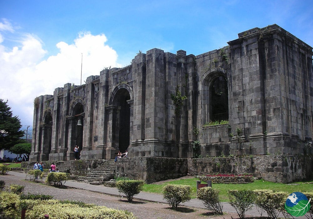 Orosi Ruins