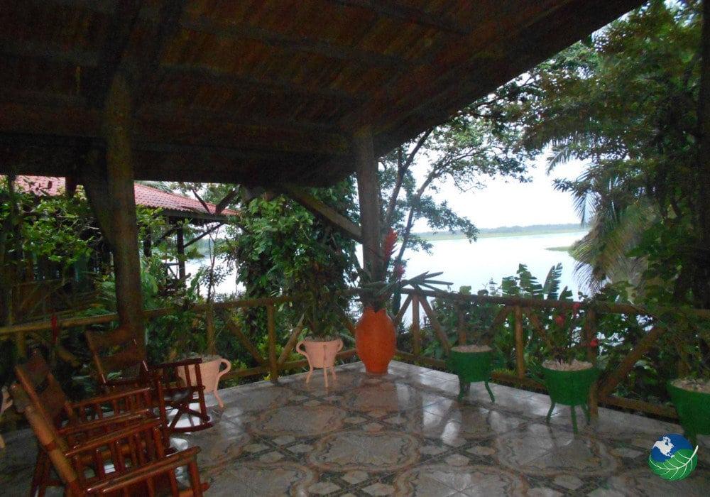 Rio Indio Lodge Balcony
