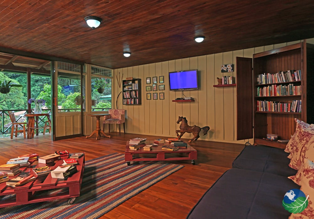 Trogon Lodge Lounge