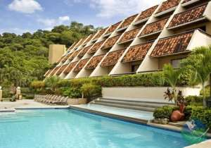 Villas Sol Hotel And Beach Resort Pool And Bedrooms