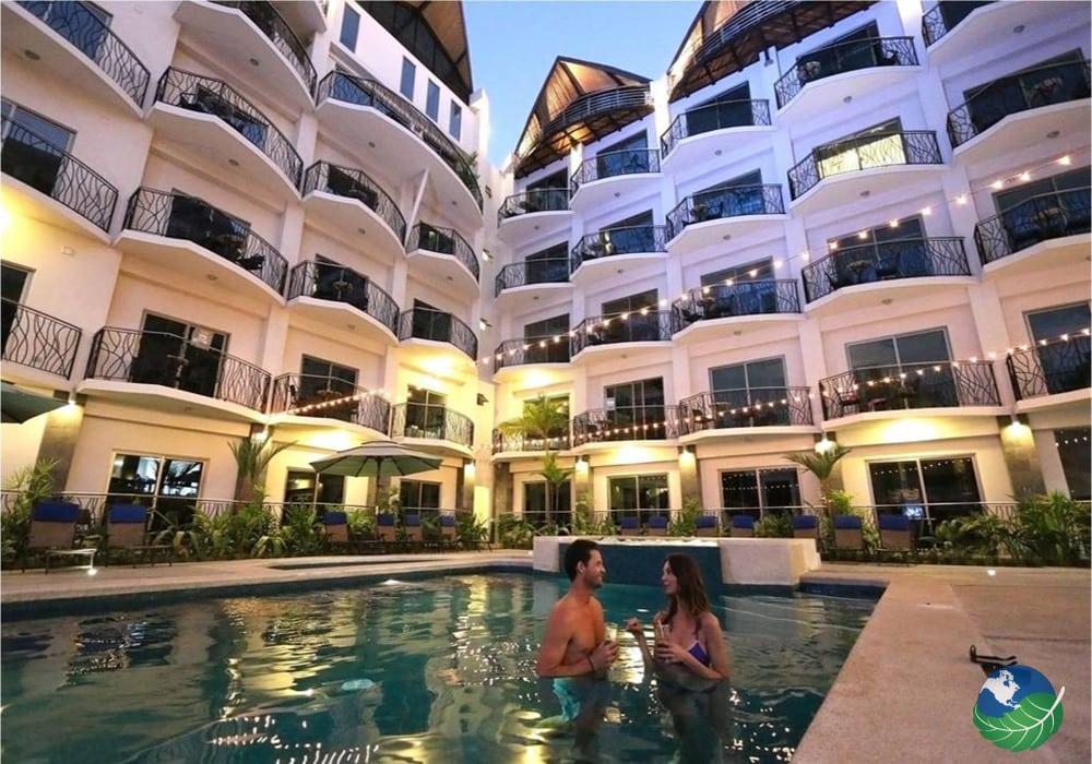 Sky Penthouses At Oceano Jaco: Oceano Hotel -Jaco Beach